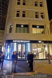 Store Opening - Armani Vienna - Do 08.11.2012 - 5