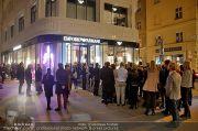 Store Opening - Armani Vienna - Do 08.11.2012 - 58