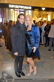 Store Opening - Armani Vienna - Do 08.11.2012 - 60