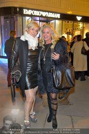 Store Opening - Armani Vienna - Do 08.11.2012 - 61