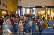 Store Opening - Armani Vienna - Do 08.11.2012 - 62