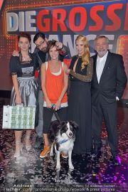 Die große Chance - ORF Zentrum - Fr 09.11.2012 - 9