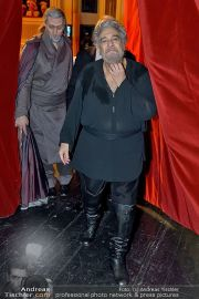 Placido Domingo - Staatsoper - Mi 14.11.2012 - 21