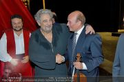 Placido Domingo - Staatsoper - Mi 14.11.2012 - 23