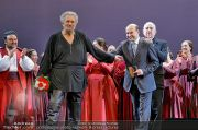 Placido Domingo - Staatsoper - Mi 14.11.2012 - 9