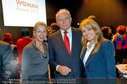 Woman Awards - Sofitel Vienna - Di 20.11.2012 - 15