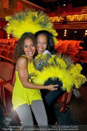 Chica Dance - Theater Akzent - So 25.11.2012 - 15