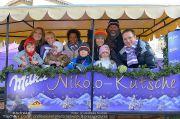 Milka Weihnachtswelt - beim Burgtheater - Sa 01.12.2012 - 1