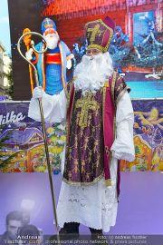 Milka Weihnachtswelt - beim Burgtheater - Sa 01.12.2012 - 13