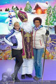 Milka Weihnachtswelt - beim Burgtheater - Sa 01.12.2012 - 16