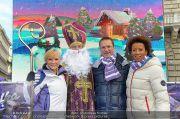 Milka Weihnachtswelt - beim Burgtheater - Sa 01.12.2012 - 17