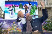 Milka Weihnachtswelt - beim Burgtheater - Sa 01.12.2012 - 19