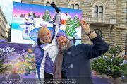 Milka Weihnachtswelt - beim Burgtheater - Sa 01.12.2012 - 20