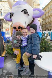 Milka Weihnachtswelt - beim Burgtheater - Sa 01.12.2012 - 34