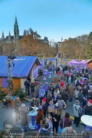 Milka Weihnachtswelt - beim Burgtheater - Sa 01.12.2012 - 41