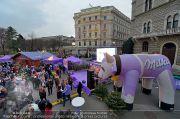 Milka Weihnachtswelt - beim Burgtheater - Sa 01.12.2012 - 45