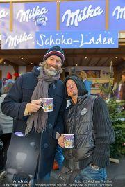 Milka Weihnachtswelt - beim Burgtheater - Sa 01.12.2012 - 8