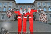 CocaCola Weihnachtstruck - Palais Liechtenstein - So 16.12.2012 - 17