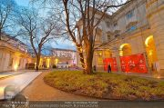 CocaCola Weihnachtstruck - Palais Liechtenstein - So 16.12.2012 - 20