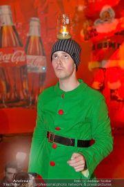 CocaCola Weihnachtstruck - Palais Liechtenstein - So 16.12.2012 - 24