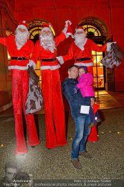 CocaCola Weihnachtstruck - Palais Liechtenstein - So 16.12.2012 - 25