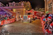 CocaCola Weihnachtstruck - Palais Liechtenstein - So 16.12.2012 - 3