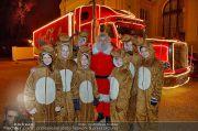 CocaCola Weihnachtstruck - Palais Liechtenstein - So 16.12.2012 - 30