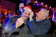 CocaCola Weihnachtstruck - Palais Liechtenstein - So 16.12.2012 - 32