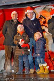 CocaCola Weihnachtstruck - Palais Liechtenstein - So 16.12.2012 - 36