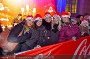 CocaCola Weihnachtstruck - Palais Liechtenstein - So 16.12.2012 - 4