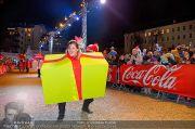CocaCola Weihnachtstruck - Palais Liechtenstein - So 16.12.2012 - 40