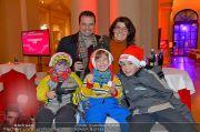 CocaCola Weihnachtstruck - Palais Liechtenstein - So 16.12.2012 - 5