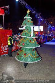CocaCola Weihnachtstruck - Palais Liechtenstein - So 16.12.2012 - 51