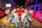 CocaCola Weihnachtstruck - Palais Liechtenstein - So 16.12.2012 - 52