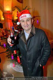 CocaCola Weihnachtstruck - Palais Liechtenstein - So 16.12.2012 - 54