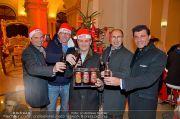 CocaCola Weihnachtstruck - Palais Liechtenstein - So 16.12.2012 - 55