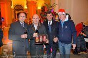 CocaCola Weihnachtstruck - Palais Liechtenstein - So 16.12.2012 - 56