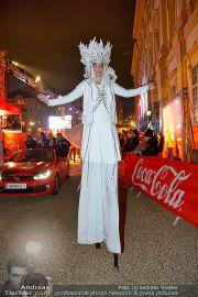 CocaCola Weihnachtstruck - Palais Liechtenstein - So 16.12.2012 - 62