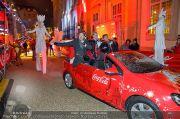 CocaCola Weihnachtstruck - Palais Liechtenstein - So 16.12.2012 - 63
