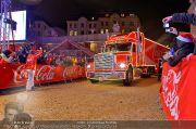 CocaCola Weihnachtstruck - Palais Liechtenstein - So 16.12.2012 - 72