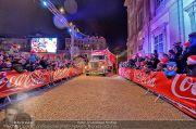 CocaCola Weihnachtstruck - Palais Liechtenstein - So 16.12.2012 - 73