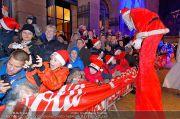 CocaCola Weihnachtstruck - Palais Liechtenstein - So 16.12.2012 - 74