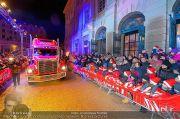 CocaCola Weihnachtstruck - Palais Liechtenstein - So 16.12.2012 - 78
