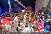CocaCola Weihnachtstruck - Palais Liechtenstein - So 16.12.2012 - 8