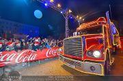CocaCola Weihnachtstruck - Palais Liechtenstein - So 16.12.2012 - 80