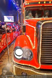 CocaCola Weihnachtstruck - Palais Liechtenstein - So 16.12.2012 - 83