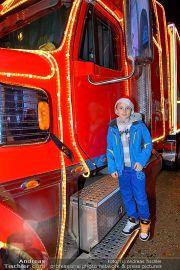 CocaCola Weihnachtstruck - Palais Liechtenstein - So 16.12.2012 - 87