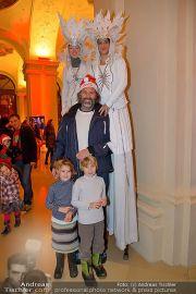 CocaCola Weihnachtstruck - Palais Liechtenstein - So 16.12.2012 - 90