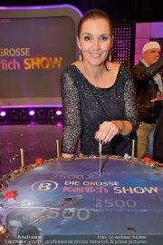 2500 x Barbara Karlich - ORF Zentrum - Di 18.12.2012 - 16