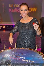 2500 x Barbara Karlich - ORF Zentrum - Di 18.12.2012 - 3